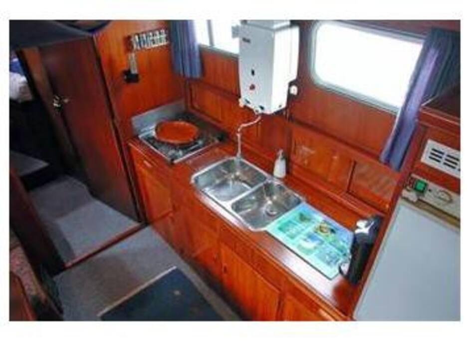 kitchen / galley