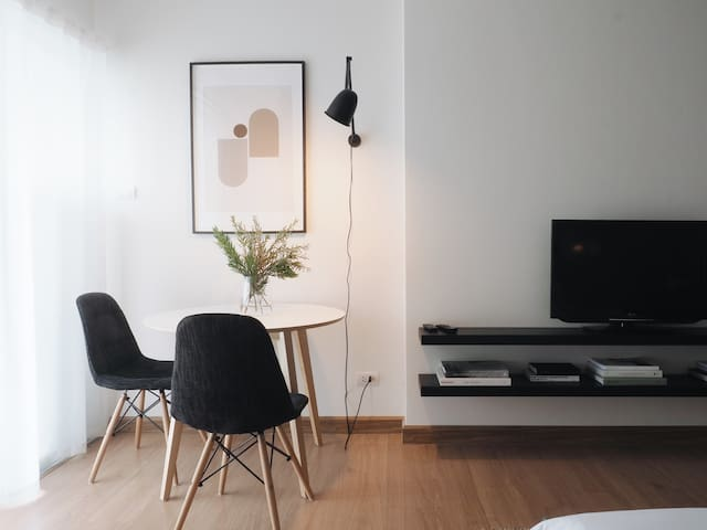 Minimal Designer Apartment