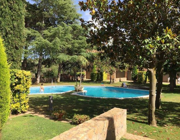 Casa Franca (6pers) , duplex met gem.zwembad