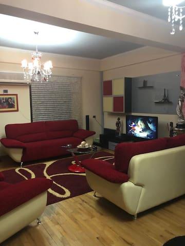 Entire modern house in Korca
