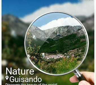 Casa Rural Caprichito de Gredos - Guisando - Dům