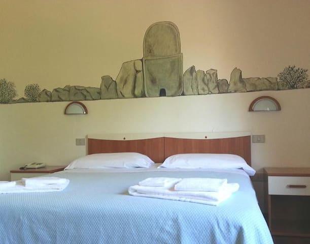 Camera doppia economy a Sanluri - Sanluri - Bed & Breakfast