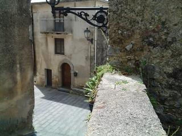 Palazzo Grassano in Tortorella SA - Tortorella - Dům