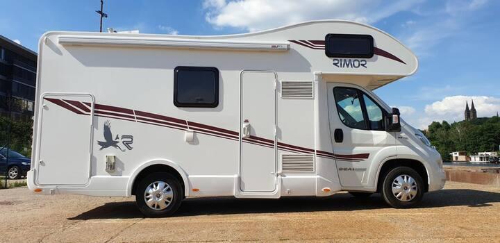 Camping car mobil