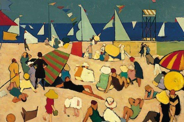 Museu Carmen Thyssen:  pintura     nacional i internacional.