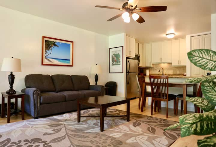 LEGAL RENTAL - Remodeled  Full AC Turtle Bay Condo