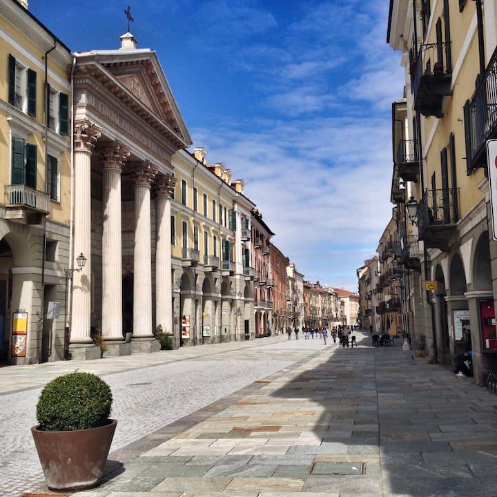 Tranquillità a 2 passi dal centro storico