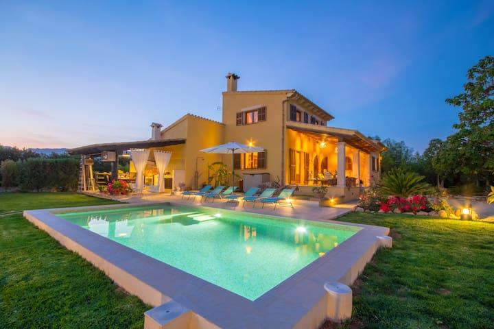Villa Sa Tanqueta Rustica 5*Home Mallorca