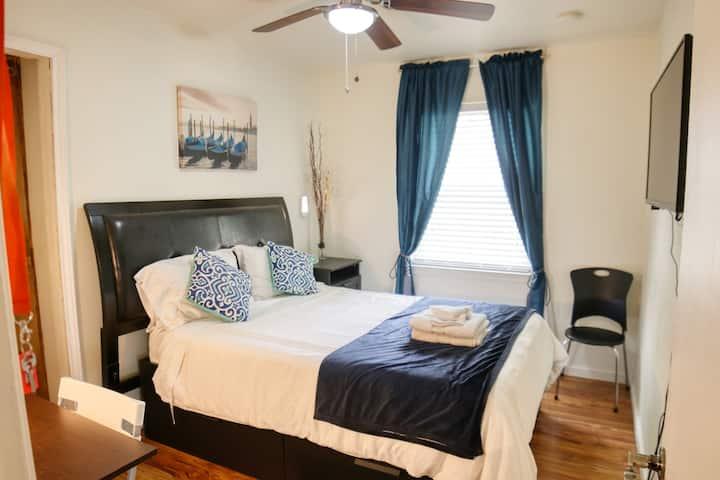 Cozy Room in Mesquite - 16 min Downtown Dallas