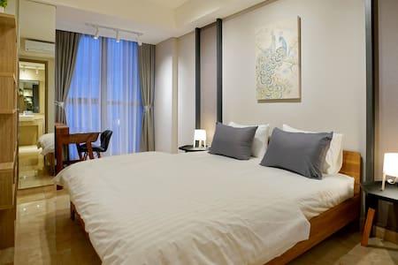 Premium Suite Seaview GoldCoast Pantai Indah Kapuk