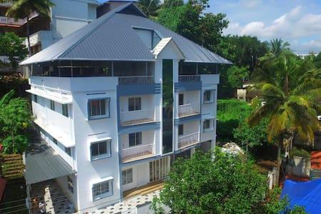 Immanuel Homes Flat C Kalathipady, Kottayam,Kerala