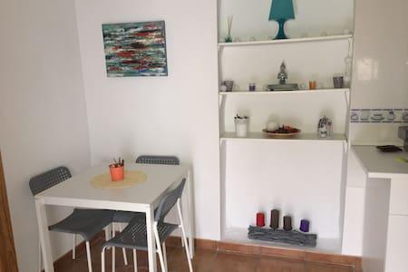 Apartament/House montain views and beach at 3kms - Algarrobo - Haus