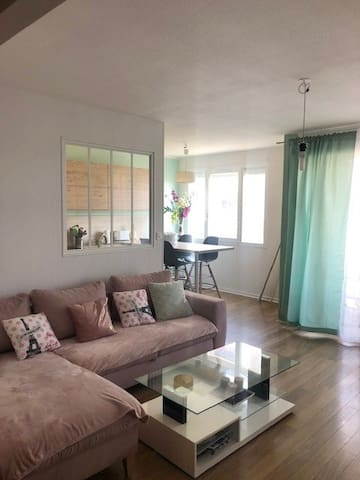 Appartement T2, centre ville