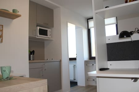 small but very nice 1-room apartment