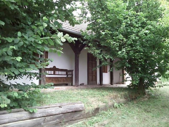 Zempléni csendes tályház - Pere - Casa