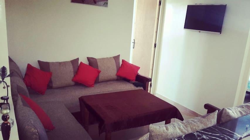 Appartement neuf au centre d'Agadir