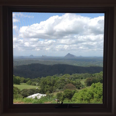 Silver Birch Retreat - Maleny - Hus