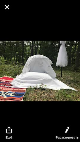 კემპინგ ბანაკი კოჯორში