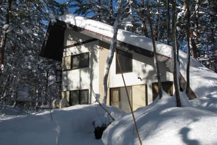 Cedar Ridge Cottage Hakuba,  Powder seekers heaven