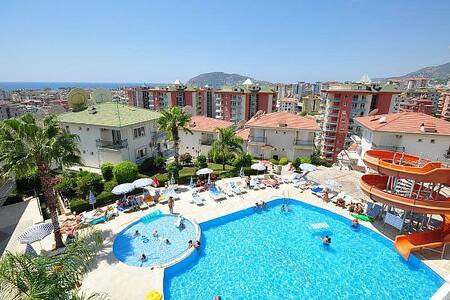 Best Villa Alanya - Cikcilli Belediyesi - Villa