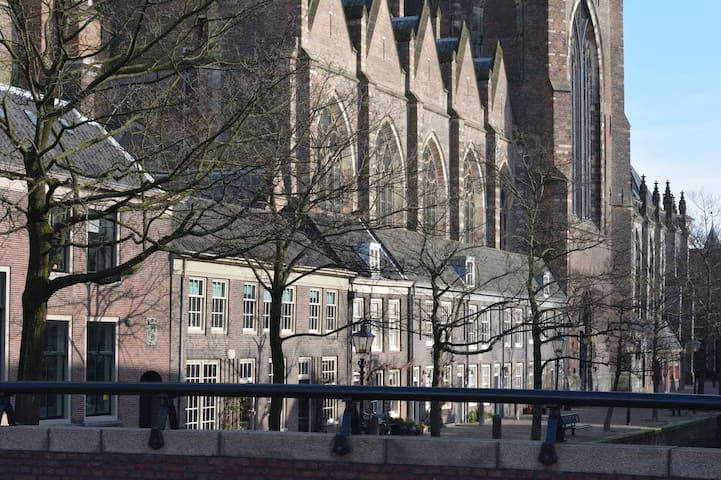 Overnachten in uniek monumentenpand - Dordrecht - Bed & Breakfast