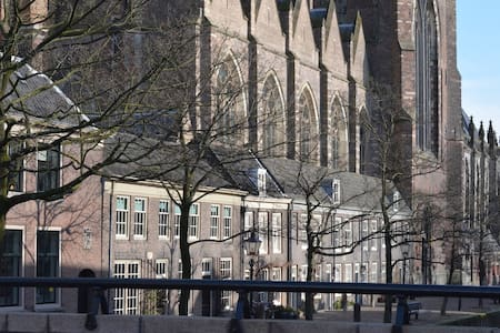 Overnachten in uniek monumentenpand - Dordrecht