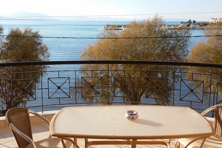 Family friendly apartmnt by the sea - Nea Artaki