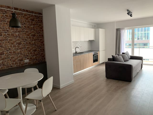 Modern apartment in the Scala Center