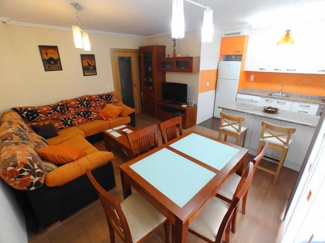 Acogedor apartamento en San Juan de la Arena - San Juan de la Arena - Flat