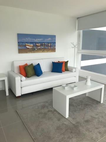 Living con Sofa Cama (2 personas)