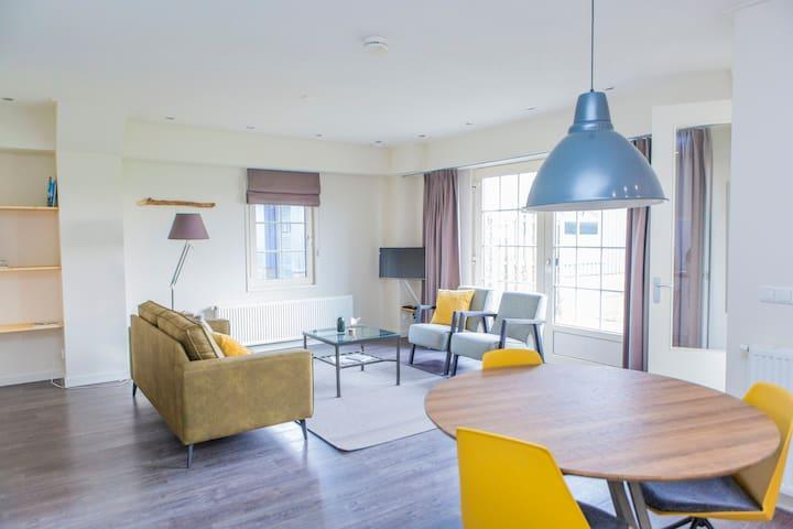 Landelijk appartement met uitzicht