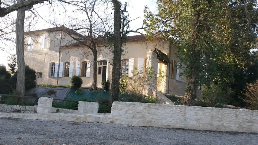 maison 175m² s/ site de charme, loisirs, festivals - Valence-sur-Baïse - Rumah