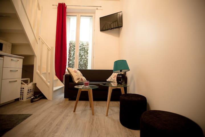 Nice studio,near the Eiffel Tower and Champde Mars