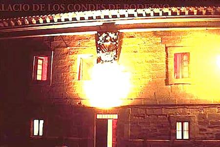 PALACETE S.XVI COMPLETO JARDIN - Villa
