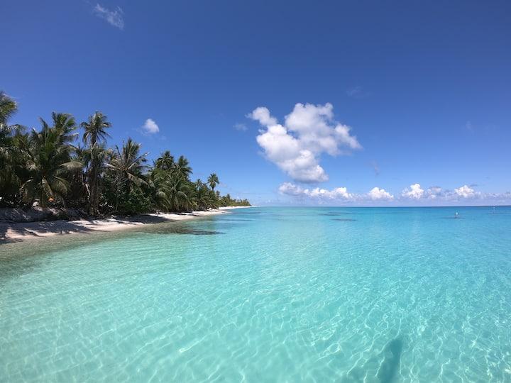 Découvrez le fabuleux atoll de Fakarava