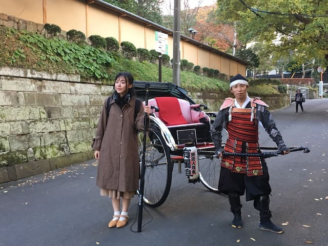 鎌倉駅徒歩8分の一棟丸ごと泊まれる、ゲストハウス彩(イロドリ)鎌倉