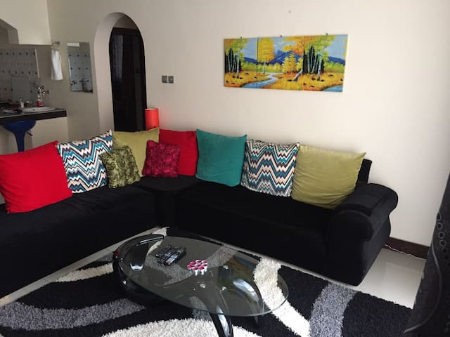Cosy 1 bedroom in a gated community