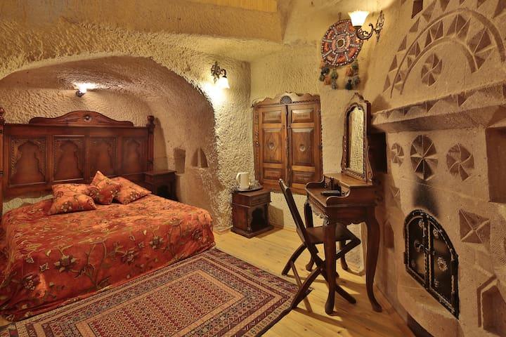 Travel inn Cave Hotel - Nevşehir - Oda + Kahvaltı