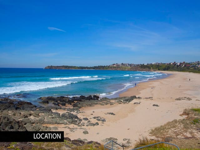 KIAMA SANDS - JONES BEACH - Kiama Downs - อพาร์ทเมนท์