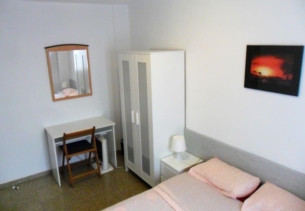Habitación Doble - Double Room
