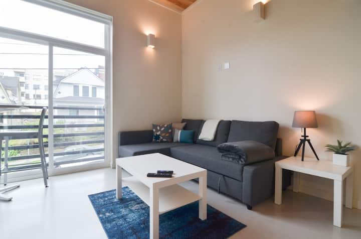 Self Isolating? Stay Here! Loft with Roof Access