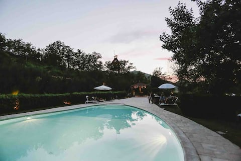 Ca' Panicale -  Swimming pool, SPA, Gym, Privacy