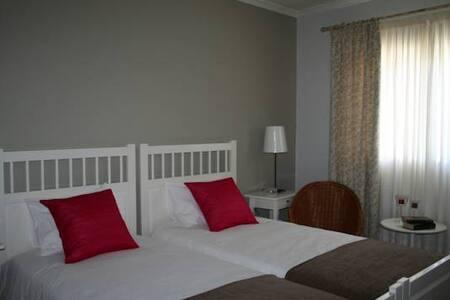 Casa da Bela Vista - Quarto twin - Casal de Loivos - Villa
