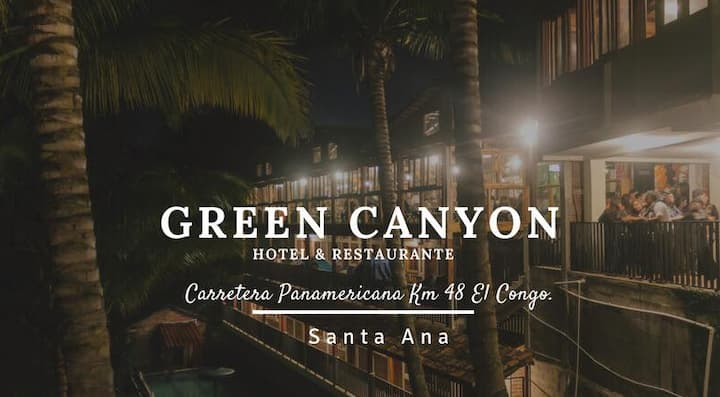 Hotel & Restaurant Green Canyon Room 1