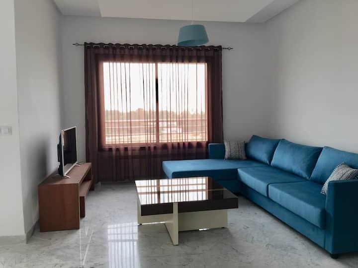 Bel appartement idéalement situé -Tunis