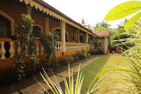The Bougainvilla Stay, Goa