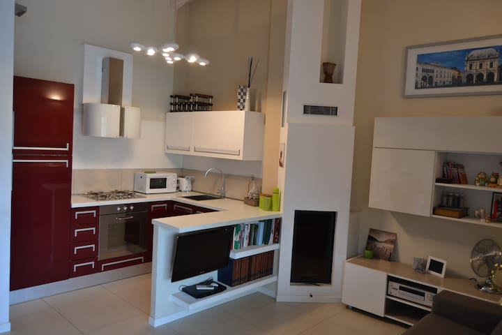 il Raffino - Raffa - Lägenhet