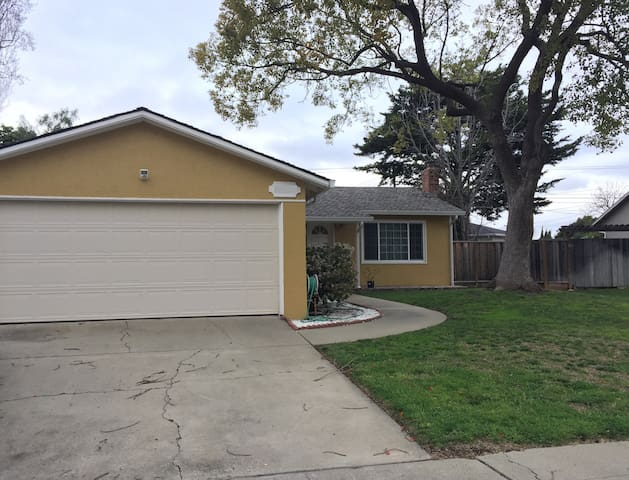 Relaxing house in quiet neighborhood - Fremont - Maison