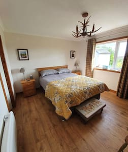 Strathdon Annex offers luxury accommodation