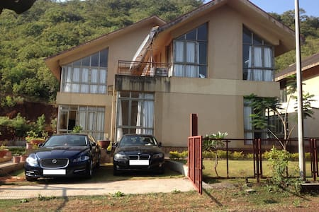 Lavasa Luxury Villa Fully Furnished - Lavasa